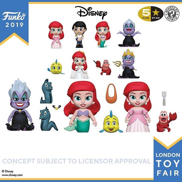 Funko London Toy Fair Little Mermaid