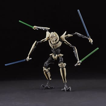 General Grievous Toys That Will Make a Fine Addition to Your Collection