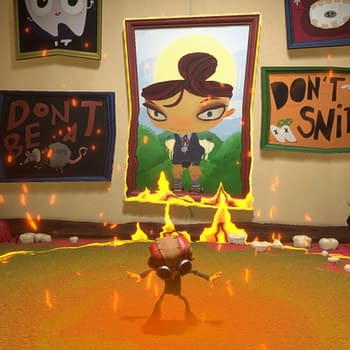 Watching Video Of Psychonauts 2 During E3 2019