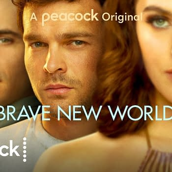 Brave New World | Official Trailer | Peacock