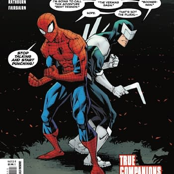 Amazing Spider-Man #41 [Preview]