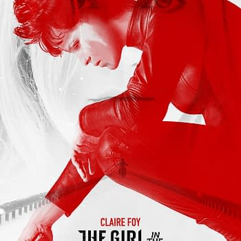 New Trailer for Claire Foy in The Girl In The Spiders Web