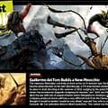 Fresh Concept Art For Guillermo Del Toros Pinocchio