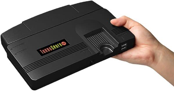 Konami Announces The TurboGrafx-16 Mini Console
