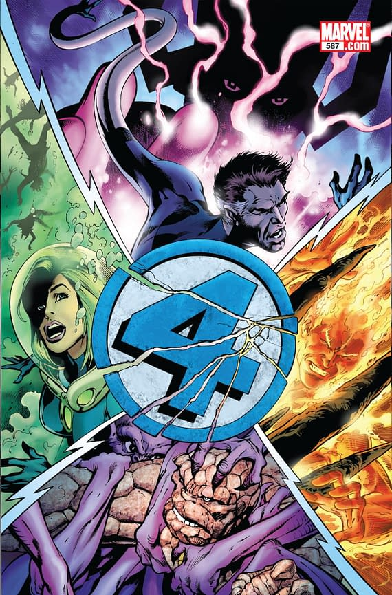 Who Dies In Fantastic Four #587? Find Out Here