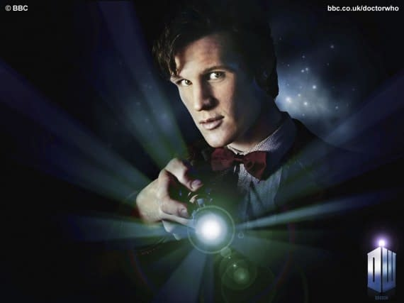 More Doctor Who Stuff – Writers, Pics, All That