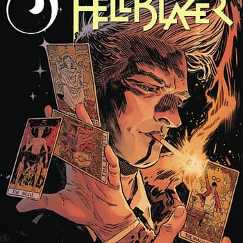 Hellblazer Joins Sandman Universe in October