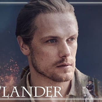 Jamie and Claire have each other on Outlander, courtesy of STARZ.
