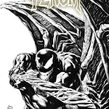 Venom #25 Retailer Convention Cover
