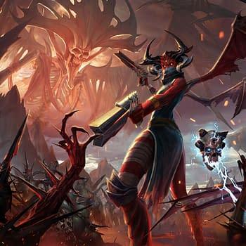 Indie FPS Metal: Hellsinger Announced For Next-Gen Consoles - 2021