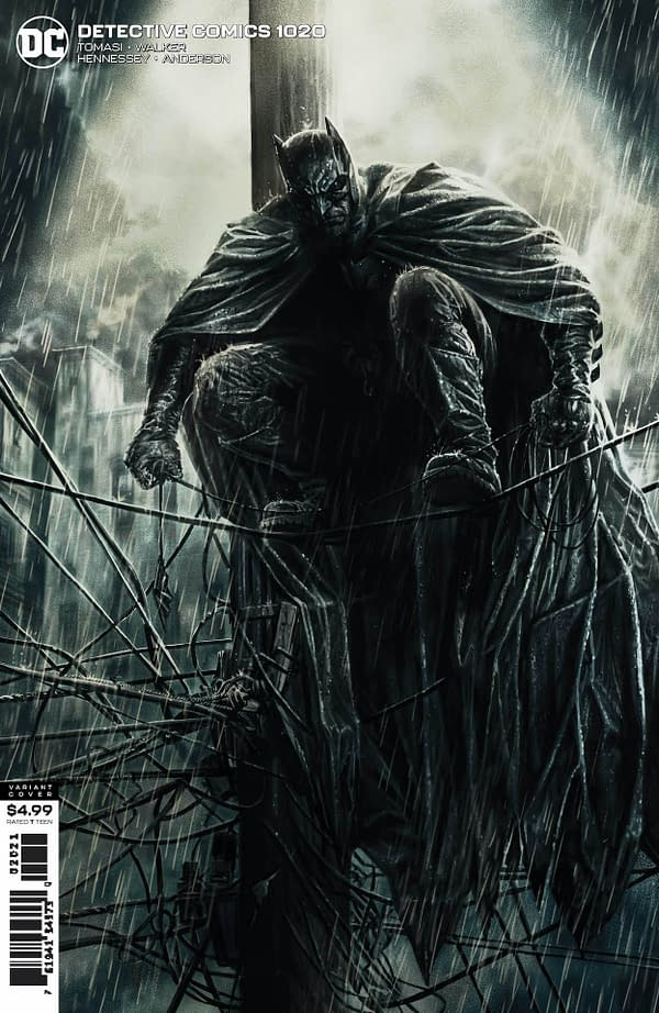 Detective Comics #1020 [Preview]