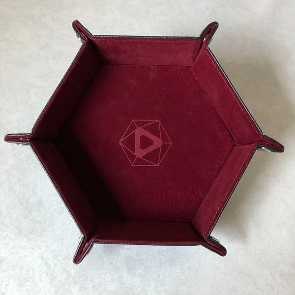 Rolling Well: We Review Foldable Rolling Trays from Die Hard Dice