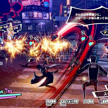 """Persona 5 Scramble: The Phantom Strikers"" Debuts in Japan in 2020"