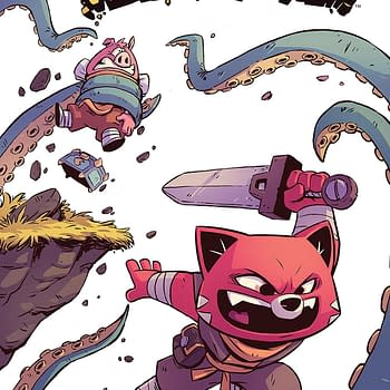 Ruinworld #1 Review: A High-Energy Fantasy Comic for Kids