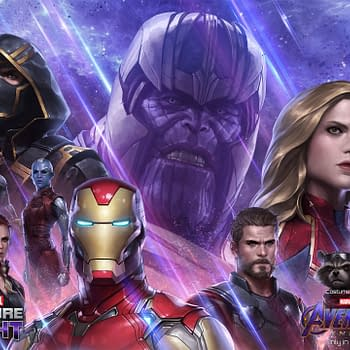 Avengers: Endgame Content Coming to MARVEL Future Fight from Netmarble