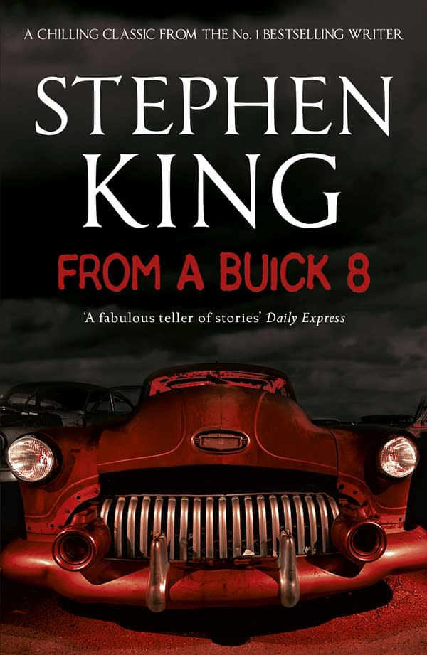 Stephen King's 'From a Buick 8' Coming to the Screen With Thomas Jane