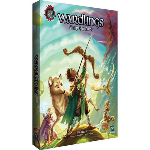 The Wardlings Campaign Guide by Renegade Game Studios.