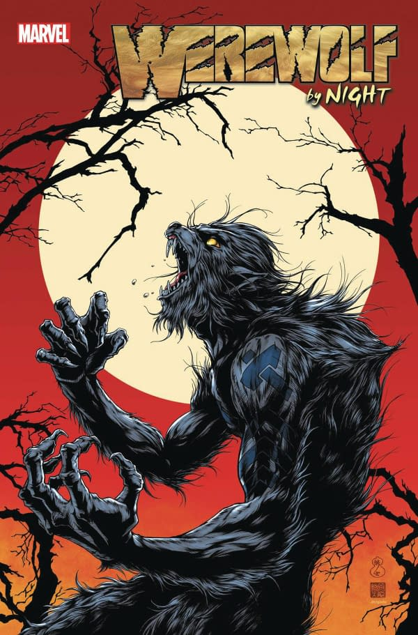 Is This a Sign That Werewolf By Night Will Be Published by Marvel?
