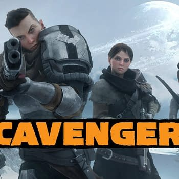 Midwinter Entertainment Reveals Co-op Shooter Scavengers