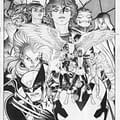 Art Adams For Art Adams Sake &#8211 X-Men