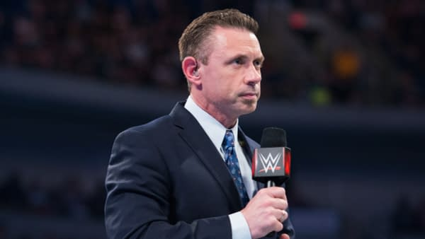 Longtime announcer Michael Cole is the new Vice President of Announcing at WWE.