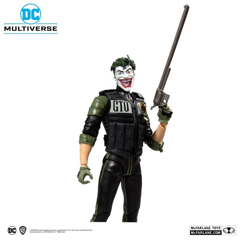 McFarlane Toys Announces Batman: White Knight Figures Are Coming