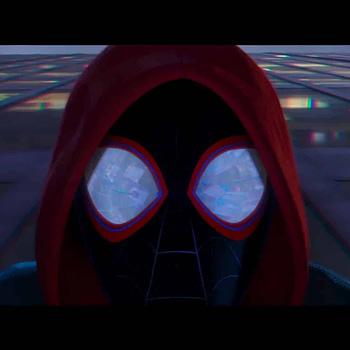 Spider-Verse Had a Cut Spider-Man: Turn Off The Dark Joke Too