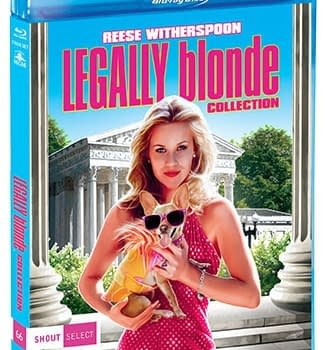 Shout Select Legally Blonde Collection Cover