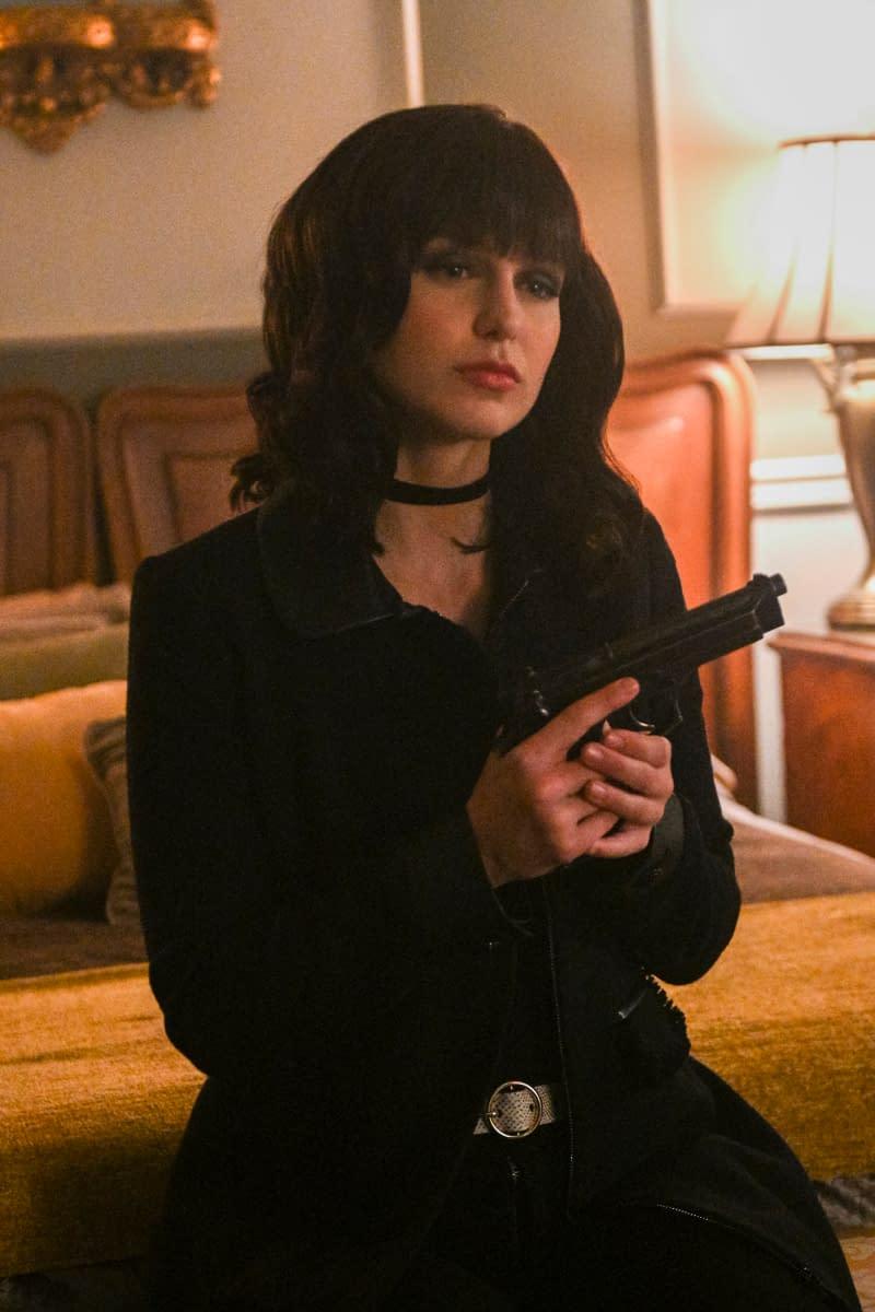 Red Daughter interrogates Kara