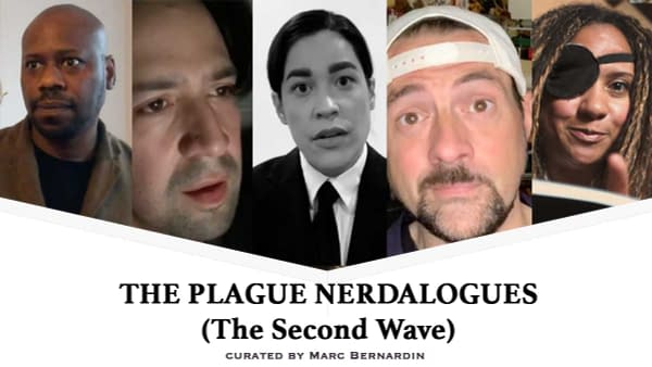 Miranda, Smith, Gustin, Barrett & More Join Plague Nerdalogues for BLM