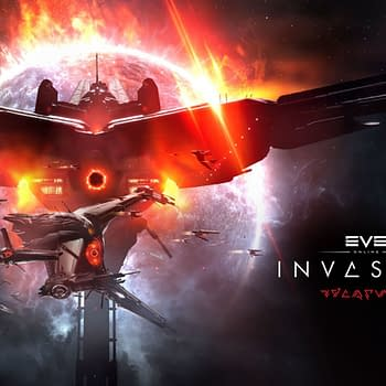 "CCP Announces New Chapter Of ""EVE Online: Invasion"" Chronicle"