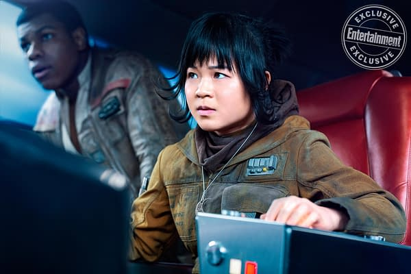Star Wars: The Last Jedi -Rose as played by Kelly Marie Tran