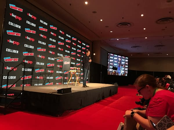 Todd McFarlane Wants Everyone To Write Their Own Comic Books At NYCC