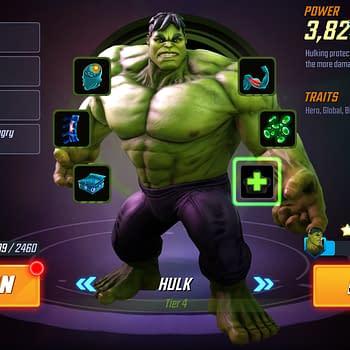More Screenshots Released For 'Marvel Strike Force'