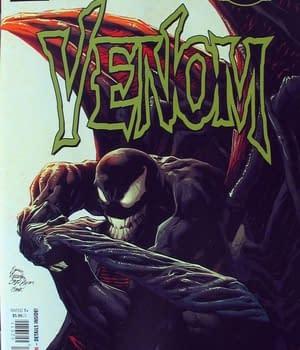 Venom #25 Main Cover