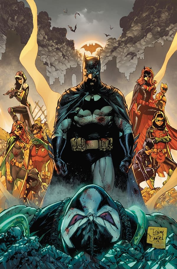 Tom King's Final Batman #85 Now Contains Tynion and March Prelude With the Joker and Superman's Secret Identity Revealed