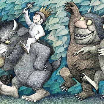 Where the Wild Things Are by Maurice Sendak (Image: The Maurice Sendak Foundation)