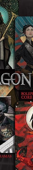 Green Ronin Announces Dragon Age Tabletop RPG Core Rules