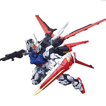 Gundam Perfect Strike Scale Model Kit Coming Soon from Bandai