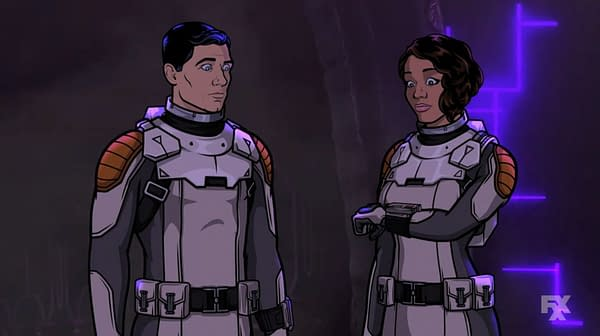Sterling and Lana are running out of time fast in Archer: 1999, courtesy of FXX