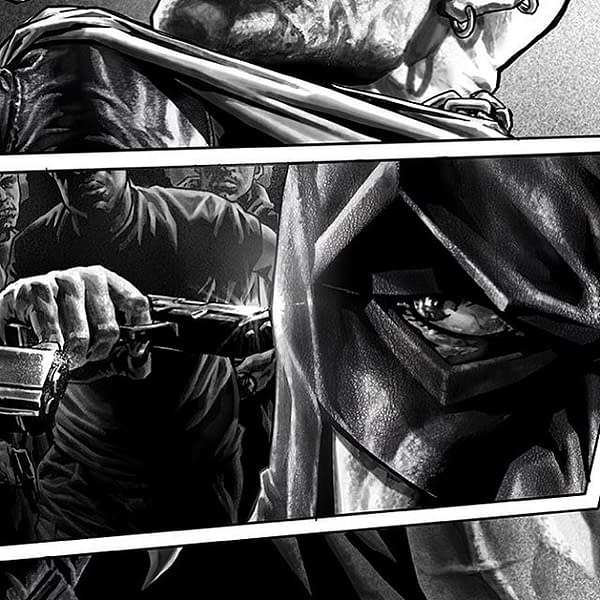 DC Comics Titles to Feature Batman: Damned Previews