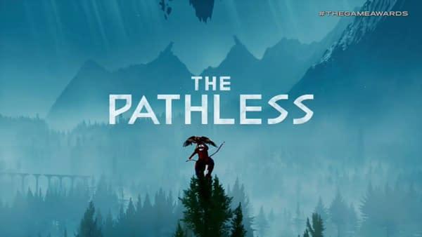 The Pathless Logo