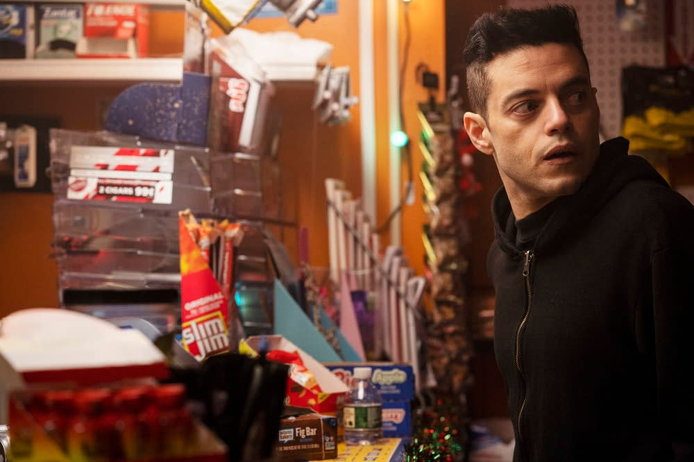 """""""Mr. Robot"""" Season 4 """"404 Not Found"""": Tyrell's Back on the Scene [PREVIEW]"""