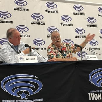 Sergio Aragones Does Not Like Digital Comics &#8211 The Mark And Sergio Panel At Wondercon 2017