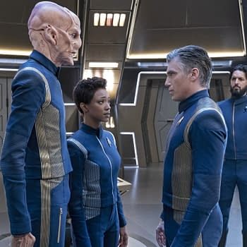 Star Trek: Discovery Season 2 Episode 6 The Sound Of Thunder Doctors The Red Signals [SPOILER REVIEW]