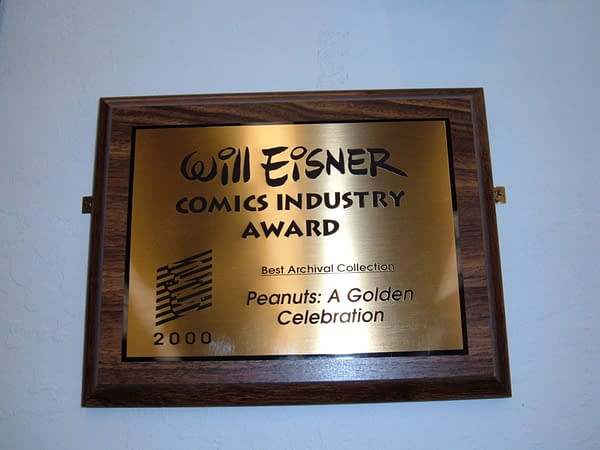 Phil LaMarr Will Host 32nd Annual Will Eisner Comic Industry Awards.