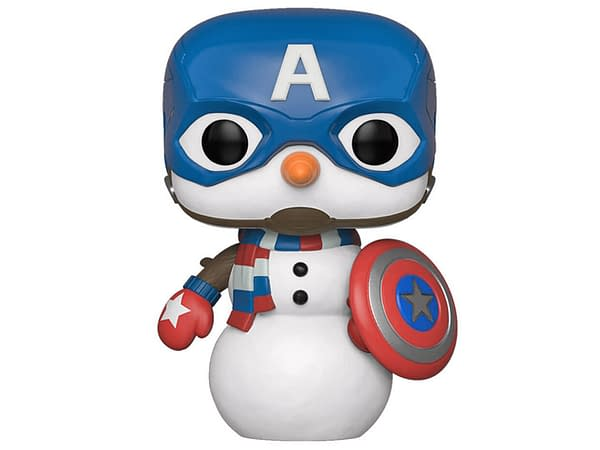 Marvel Legends, Funko Holiday Pops Up for Order!