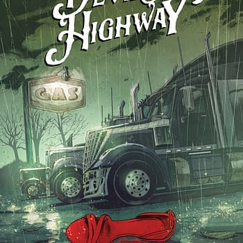 "AWA Announces ""Devil's Highway"" by Benjamin Percy and Brent Schoonover"