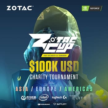 Several League of Legends Streamers are Competing in the Zotac Cup Charity Tournament