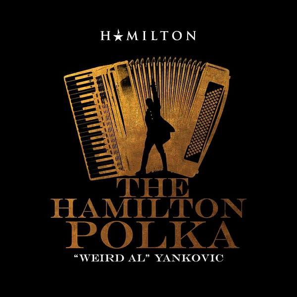'The Hamilton Polka' from Weird Al Yankovic Is Here